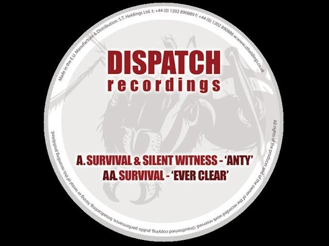 Survival Silent Witness - Anty - DIS048