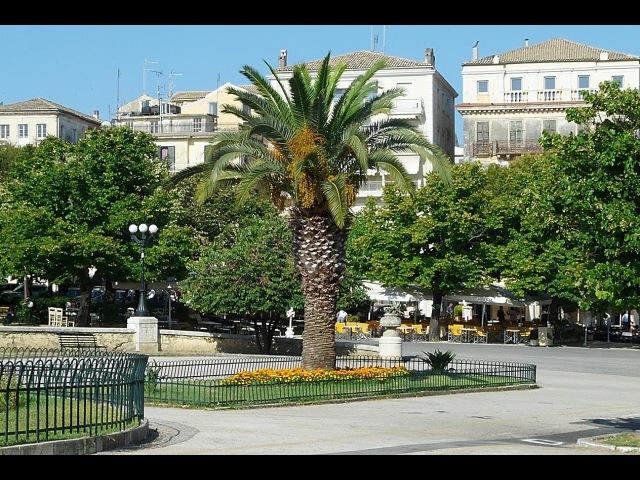 Экскурсия в Керкиру - столицу острова Корфу (Греция). Tour to Kerkyra (Сorfu, Greece)
