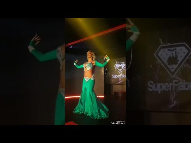 Didem at Superfabric club 2017