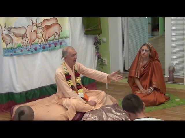 BVV Narasimha Swami, Krishna Janmashtami, Blagoveshchensk 15.08.2017