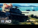 CGI 3D Animated Trailers 'World of Tanks' 'War Stories' by RealtimeUK