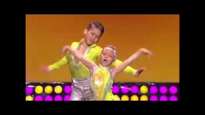 BEBERLY JONATHAN Los niños Campeones de salsa Caleña