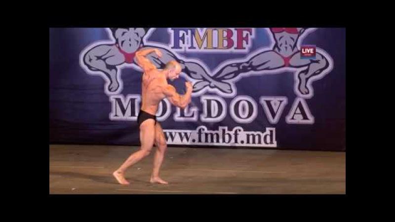 IFBB Moldova 2017 - Вячеслав Дадус (Тирасполь)