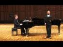 Подвиг - Heroism (Monologue for baritone) (Tchaikovsky)