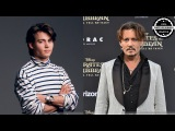 Johnny Depp From 9 to 54 Years Old