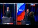 ЖИРИНОВСКИЙ на дебатах у Соловьева: Все кандидаты Политический мусор и Демократическое говно!