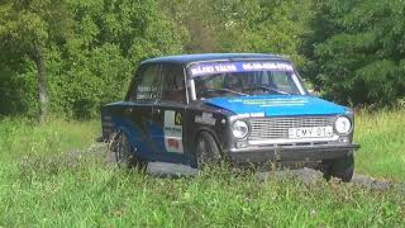 Janovich-Petrovics Lada 2101 7xGörbe kupa 2017.-Lepold Sportvideo