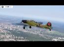 Первый полет штурмовика Ил-2