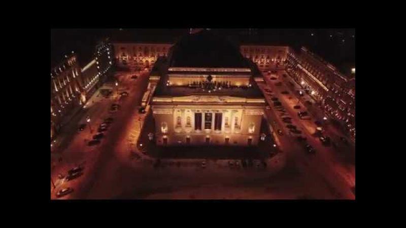 Above the Alexandrinsky Theater
