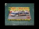 POLAR LIGHTS TOM MONGOOSE MCEWEN 1969 BARRACUDA FUNNY CAR 1:25