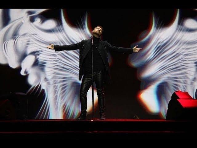 Александр Панайотов - шоу Чувствовать тебя (backstage 3)