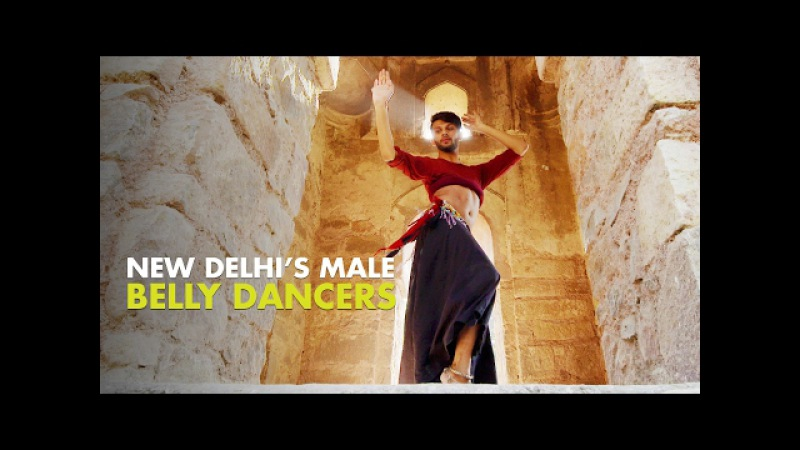 Male Belly Dancers From Delhi Eshan Hilal Vasu Chauhan Unique Stories From India