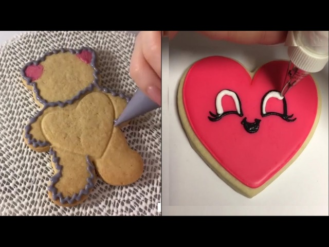 How To Cookie Art Decorating CookiesDecorating Valentine Day