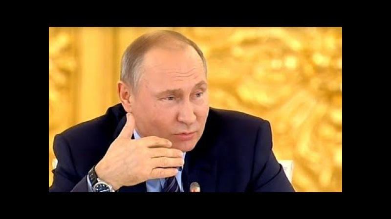 Ответ Путина актёру Миронову УДИВИЛ всех! И он будет народный, и я буду народный! Оно вам надо?