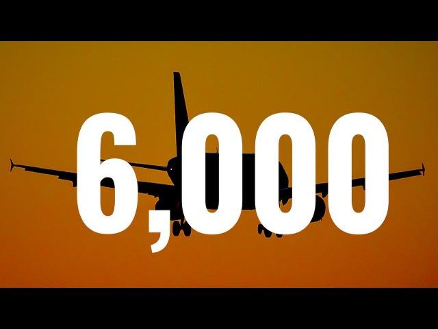 6,000 SUBSCRIBERS | Aviation Music Video  Группа vk.com/club31007836