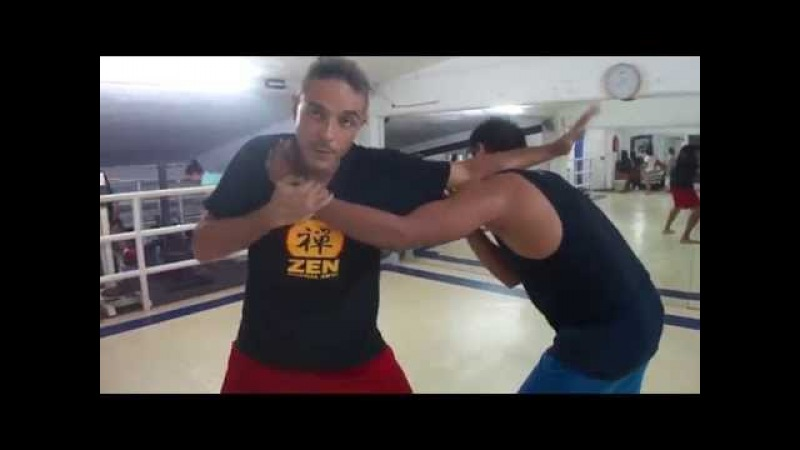 Zen MMA - Standing Kimura variation