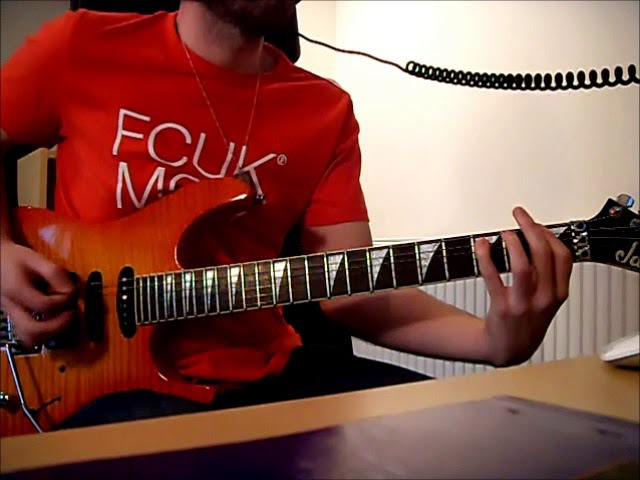 Van Halen - Dreams (Guitar Cover)