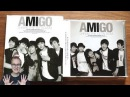 Unboxing SHINee 샤이니 1st Korean Studio Album Repackage Amigo 아.미.고 Korean Japanese Edition