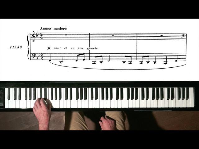 Paul Barton - Debussy - Jimbo's Lullaby