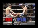Rafi Singpatong vs Dylan Salvador Lumpinee Stadium Bangkok 27 2 18