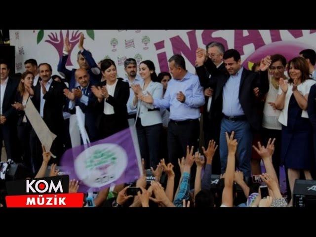Erol Berxwedan - HDP seçim müziği