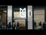 Macky Gee X Jauz @ Bite This Pop Up Shop - [DNB VLOG] - MGTV