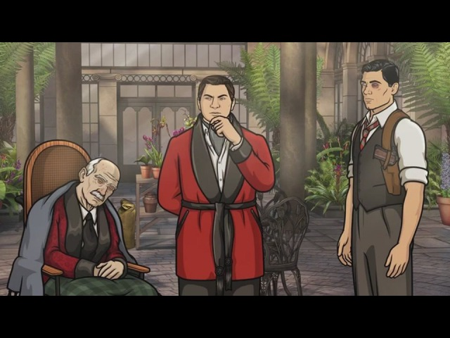 Арчер / Archer / сезон 8 / 4-8 (Кубик в кубе Бяко Рекордс)