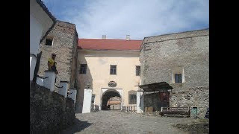 Мукачево. Замок Паланок. Mukachevo. Palanok Castle.
