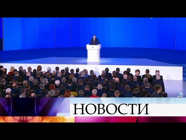 Большой перечень поручений по итогам послания Федеральному собранию утвердил Владимир Путин.