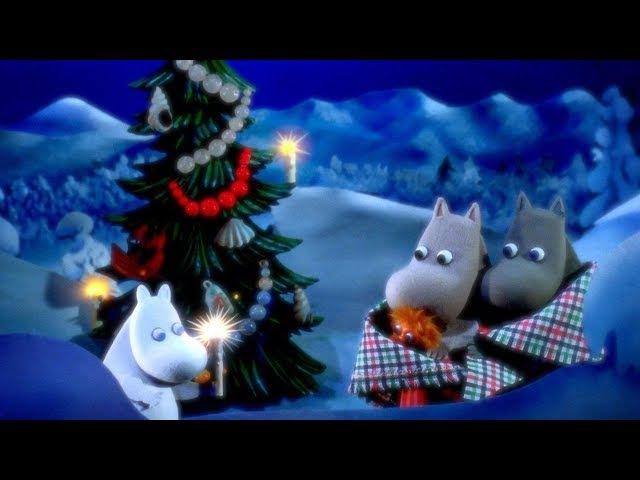 Муми-тролли. Зимняя сказка / Muumien joulu (2017) Дублированный трейлер HD