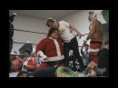 Macaulay Culkin Saves Christmas with Home Alone Stunts in Pro Wrestling Match