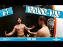 Barlions-VLOG 1 - В гостях у Voka Room