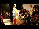 Kimono Girl Retro Pop x American Vintage Styling by Rinko Kimino