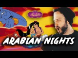 Arabian Nights - (Aladdin) DISNEY METAL COVER by Jonathan Young &amp ToxicxEternity