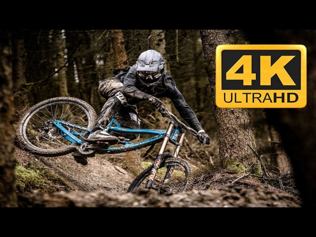 The World Of Mountain Bike 4K