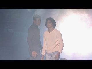 Танцы: Айхан Шинжин и Ильдар Гайнутдинов (сезон 4, серия 16) из сериала Танцы смотр ...