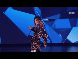 Танцы: Юля Косьмина (Sheila Chandra - Speaking In Tongues I) (сезон 4, серия 10) из сериала Танцы смот ...