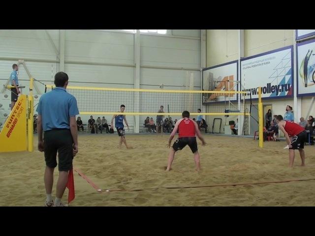 Beach volley Cup U20 Russia 2018 M30 Gusev-Shustrov and Shekunov-Veretyuk