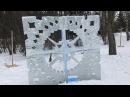 Ботанический сад Выставка ледяных скульптур Минск
