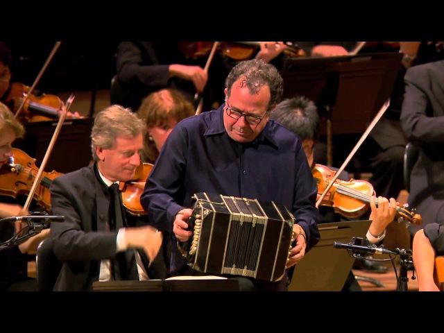 Piazzolla, Guitarra, Bandoneón y Orquesta de Cuerdas-Alondra de la Parra Orchestre de París