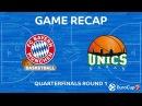 Highlights FC Bayern Munich Unics Kazan