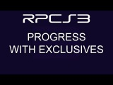 RPCS3 Improvements: GoW, Uncharted, LBP,  R&C, WipEout, Gran Turismo, inFamous and more!
