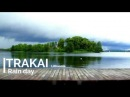 Trakai Rain Day Art Clip 2017