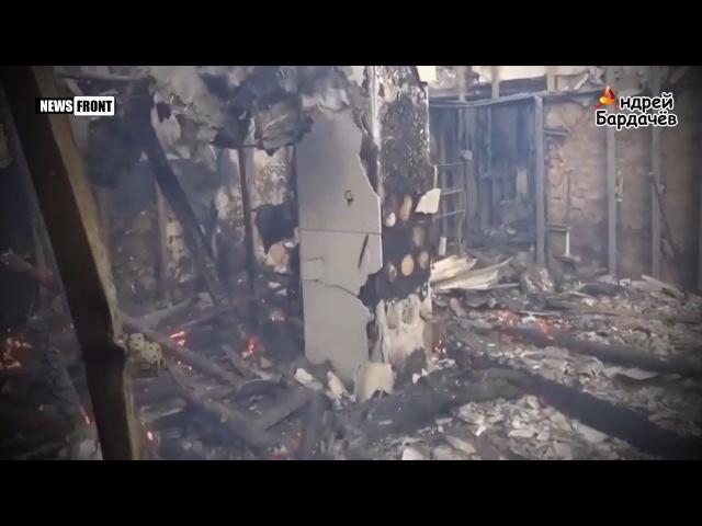 Народу Донбасса - терпения, - священнослужитель пострадавшего Храма