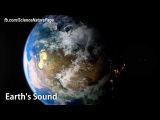 The Sound of Space (Use Your Headphone) Science Nature Page
