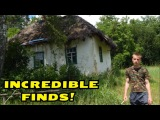 INCREDIBLE ABANDONED HOUSE! SUPER FINDS ON THE ATTIC! CrazySeeker!