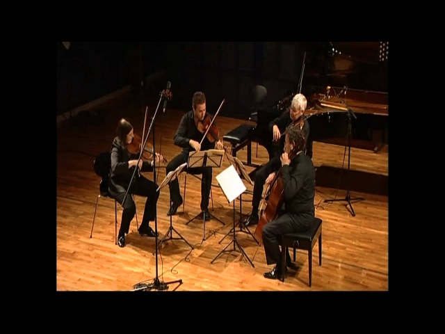 Franz Schubert: String Quartet No. 13 in A minor (the Rosamunde Quartet), D. 804, Op. 29