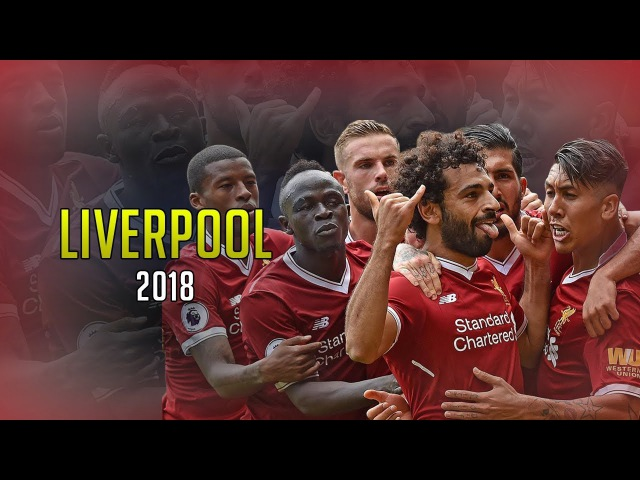 Liverpool 2018 ● Counter Attack - Beautiful Fast Football