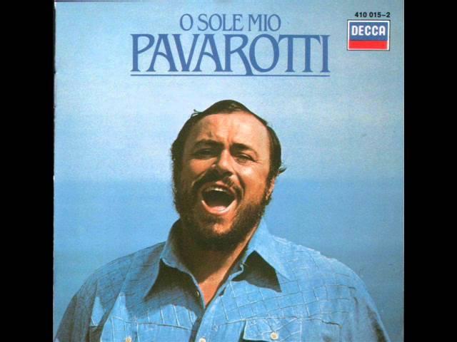 Luciano Pavarotti - O Surdato 'Nnammurato