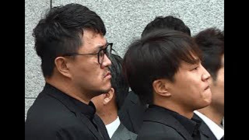 故 김주혁 발인…이유영·김지수·1박 2일 멤버등 참석
